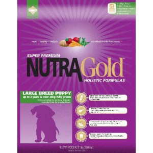 NUTRA GOLD PUPPY LARGE BREED 15 KG
