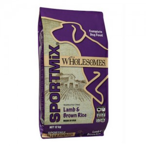 SPORTMIX WHOLESOMES LAMB & RICE