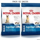 ROYAL CANIN MAXI ADULTO 8+ 15 KG AGEING