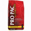 PRO PAC CHICKEN & BROWN RICE ADULT 12KG