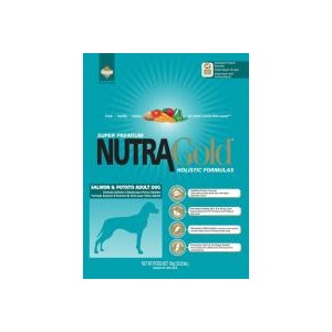 NUTRA GOLD SALMON 15 KG